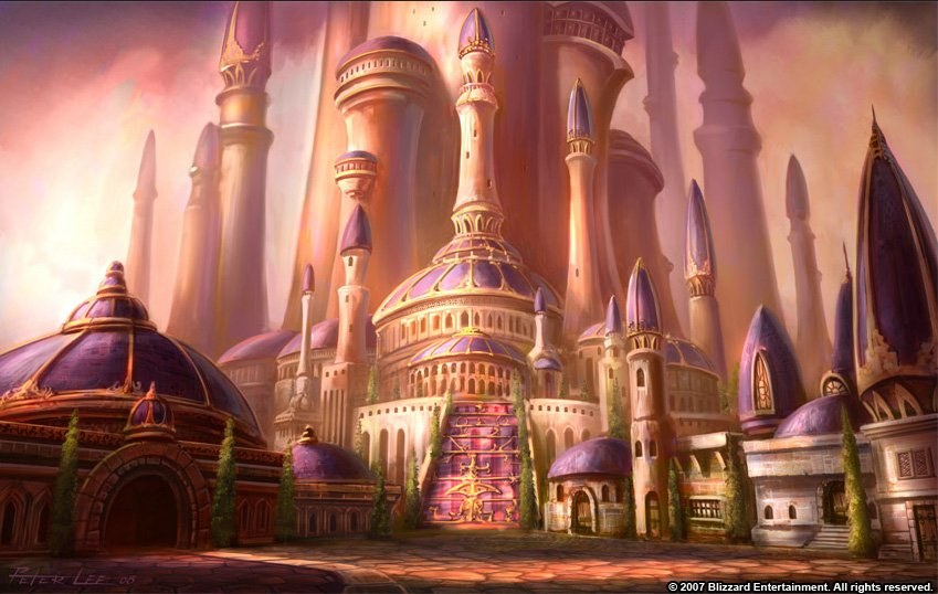 Image result for world of warcraft council of six art