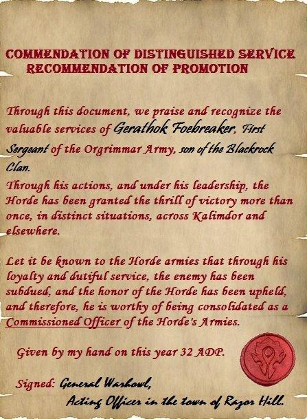 Gerathok's Commendation.jpg